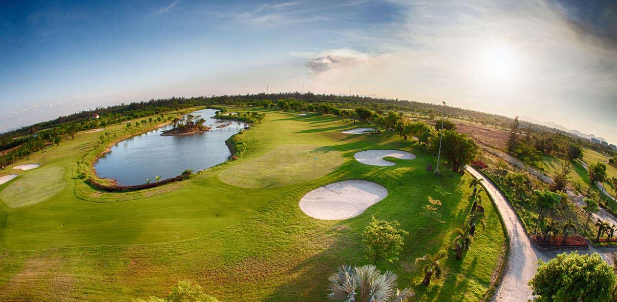 biệt thự cửa lò golf resort